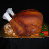 Roast turkey CAKE!