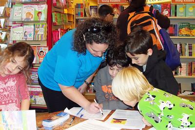 PJ's & Stories with Rabbi Bergman at Barnes & Noble – Sunday, November 24