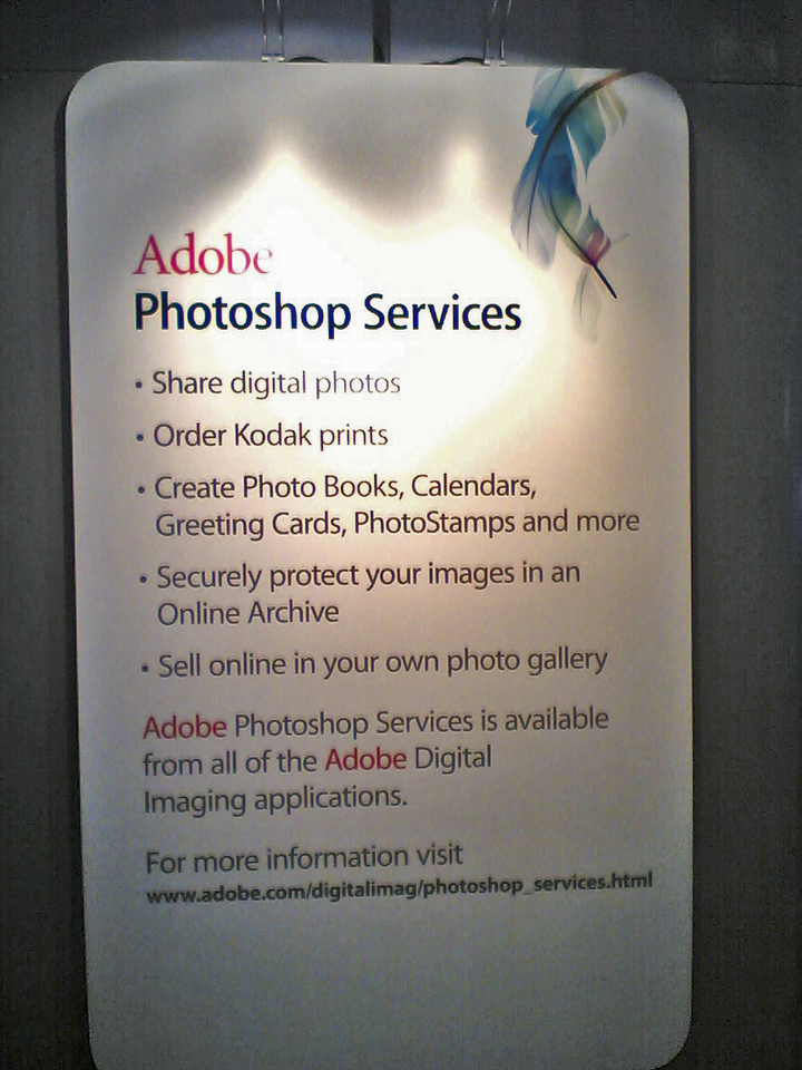 Here's a better shot of the APS signage.<br /> <br /> We need a shorter URL.