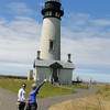 Yaquina Light House (Judith and Roxanne)