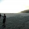 pano - on the beach