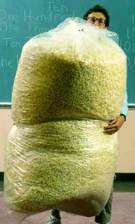 big popcorn