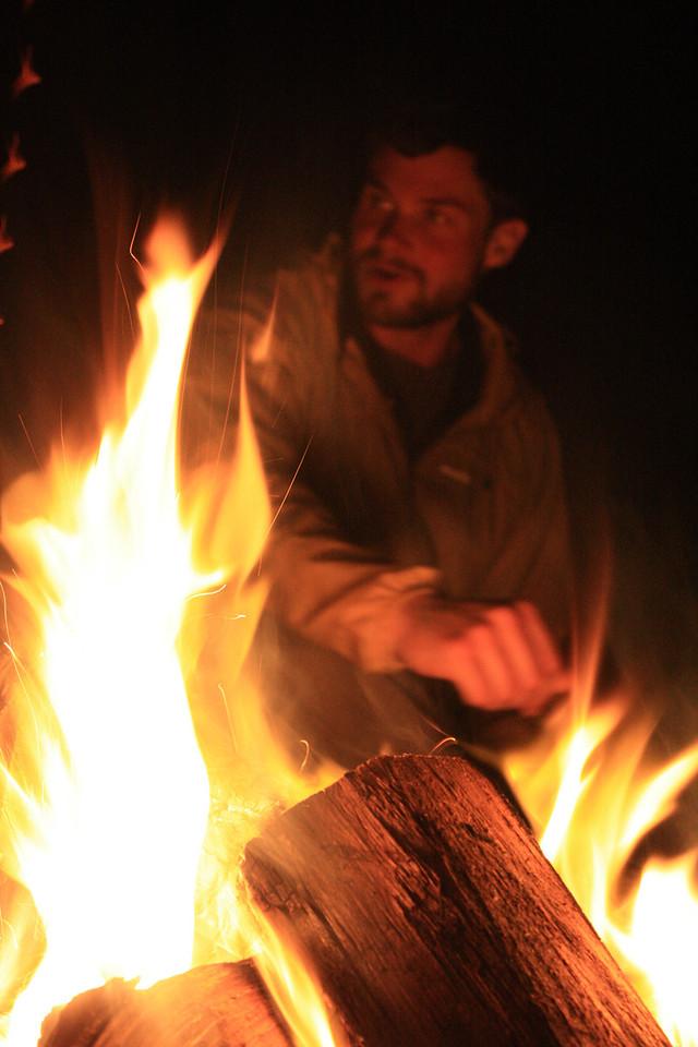 """""""Forest Fire""""<br /> Juneau, Alaska"""