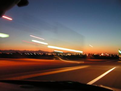 1 5 2014 Sunset from the New Chrysler    Scottsdale, AZ nov 26, 2006 020