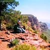 7 19 2015   South Rim Trail, Chisos Mts, Big Bend Nat Pk, TX, apr 19, 1997b