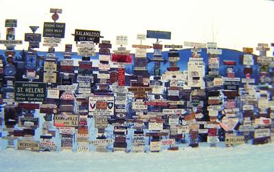 1 14 2015 Watson Lake,  Yukon Terr, mile 632  Alaska Hwy,  dec 1972  PICT0008a