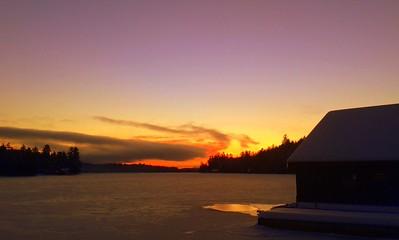 2 2 2015  Ampersand Bay, Lower Saranac Lake, dec 20, 2014 IMG_0483