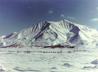 2 9 2014 Denali Hwy, Alaska, April, 1972