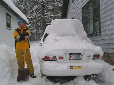 1 10 2014 snow storm, 23inches on , dec 15, 2003s