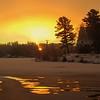 1 12 2014 Lake Flower, Christmas morning, 2009 CIMG0830b