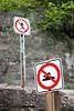 no swim no walk, mt. tremblant (august 19, 'o6)