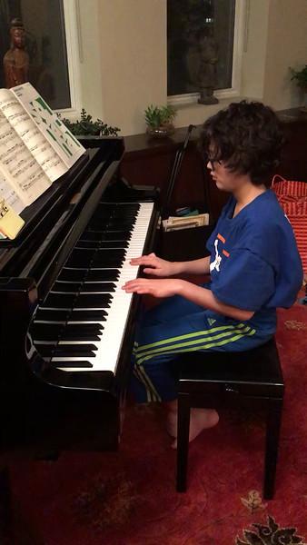 Dylan Braner--Bach Invention #1