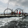 """PS Waverley at Helensburgh Pier  ,14 July 2013, Picture: Al Goold ( <a href=""""http://www.algooldphoto.com"""">http://www.algooldphoto.com</a>)"""