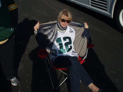 Packers Game 2011