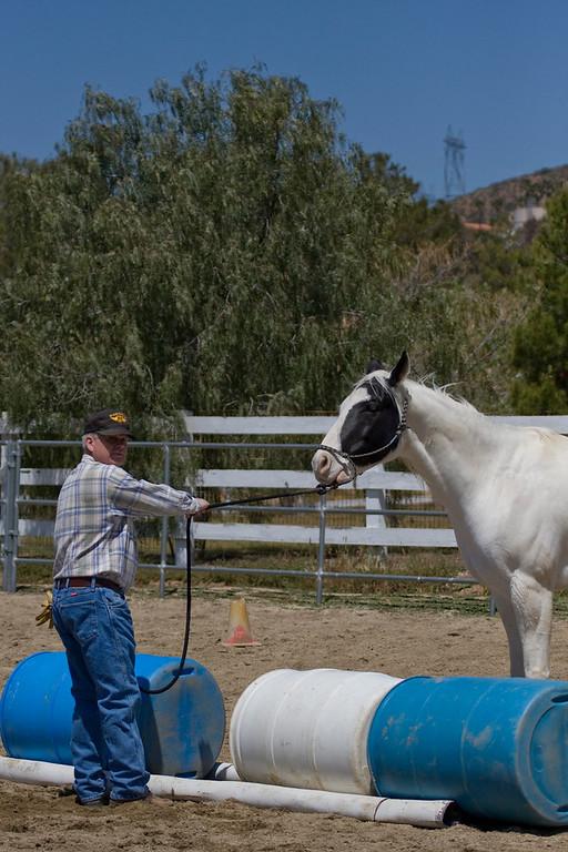 Paco Vela/parelli horsemanship4/24/10