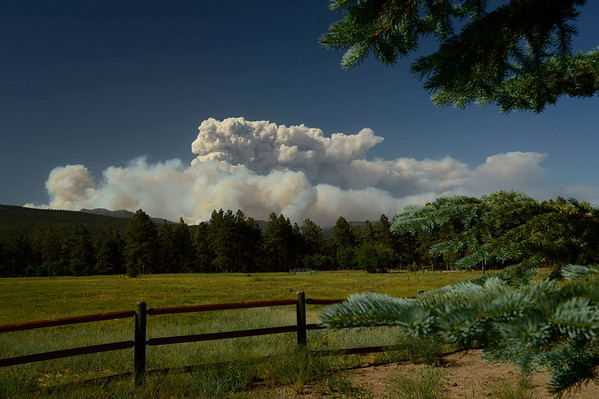 Pagosa Fire