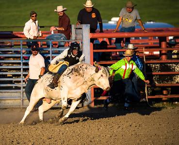 Pagosa Rodeo June 2015