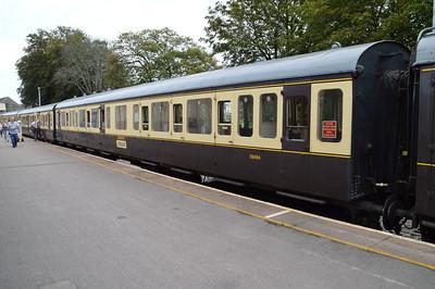 59494 Class 117 DMU Coach at Paignton  29/08/15.