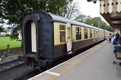 4916 MK1 TSO at Paignton  29/08/15.