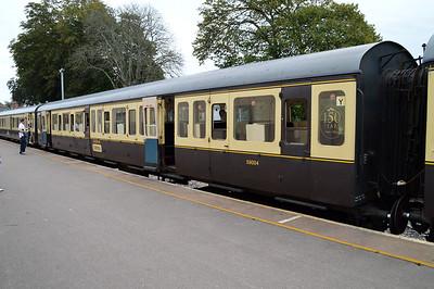 59004 Class 116 DMU Coach at Paignton  29/08/15.