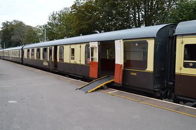 34535 MK1 BSK at Paignton  29/08/15.