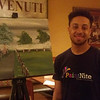Paint Nats at Bertucci's 8-17-14