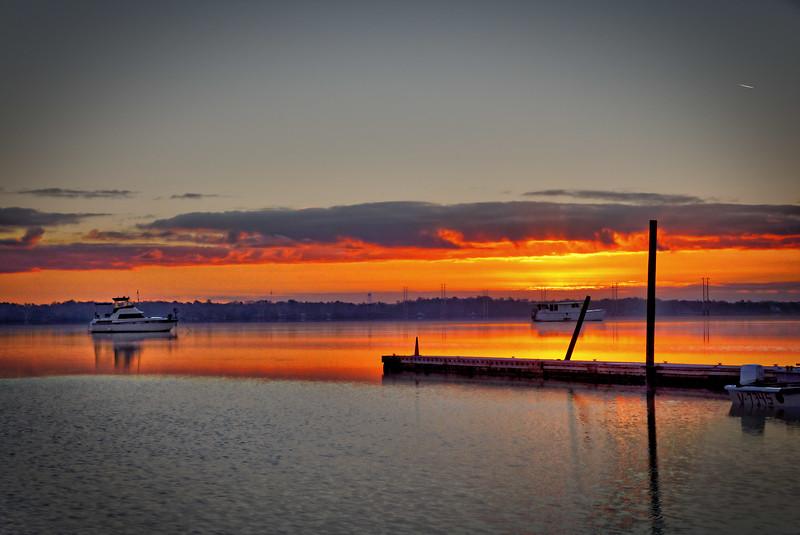 Palatka at Sunrise
