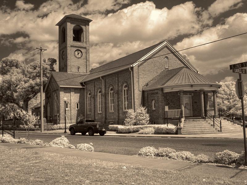 First Presbyterian Church, Palatka