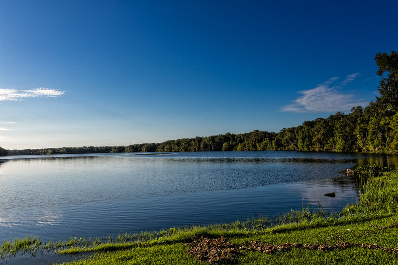 St. Johns River as seen from Rodeheaver Boys Ranch