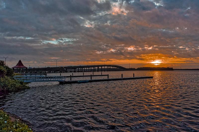 St. Johns River Sunrise