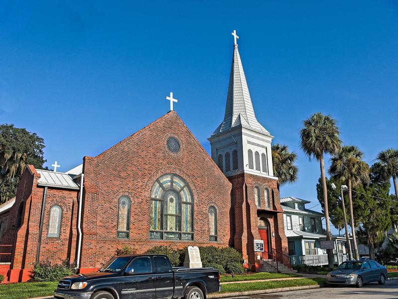 Palatka's St. Monica Catholic Church