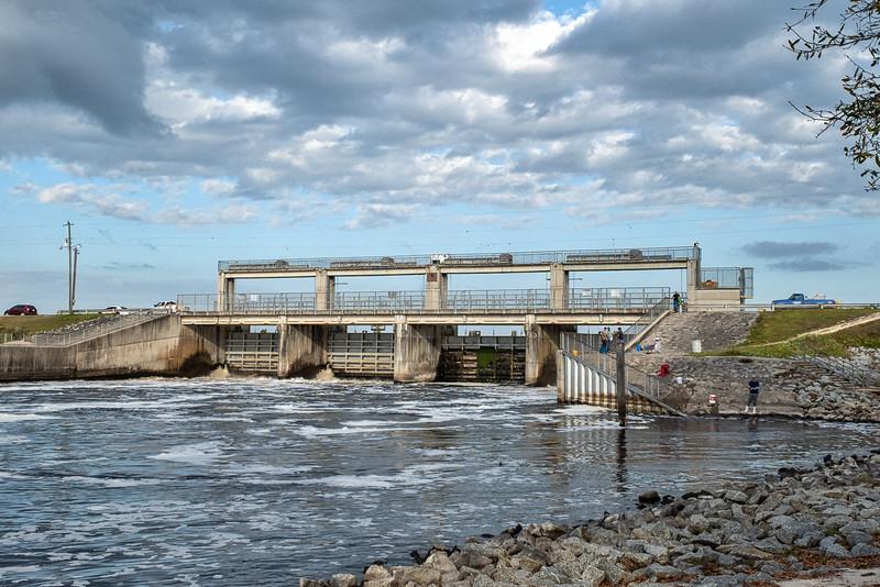 Rodman Dam