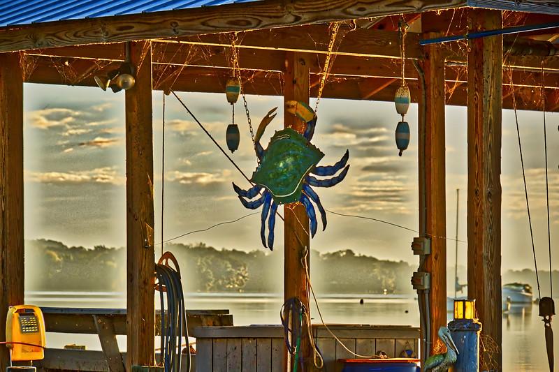 Crabby Pier in Palatka