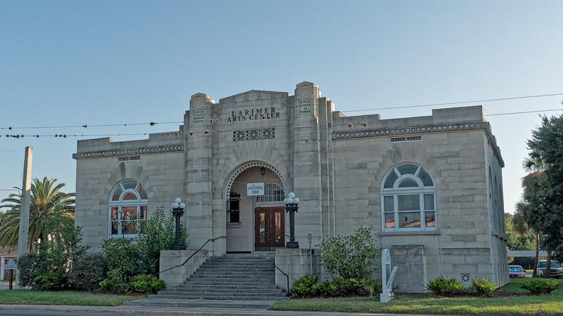 Larimer Memorial Library Building