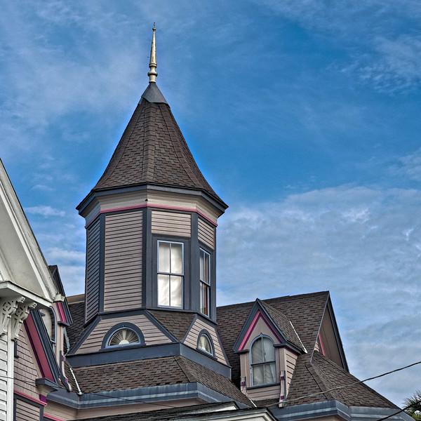 Conant House's Turret