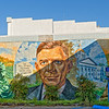 Bill Pearce Highway Mural