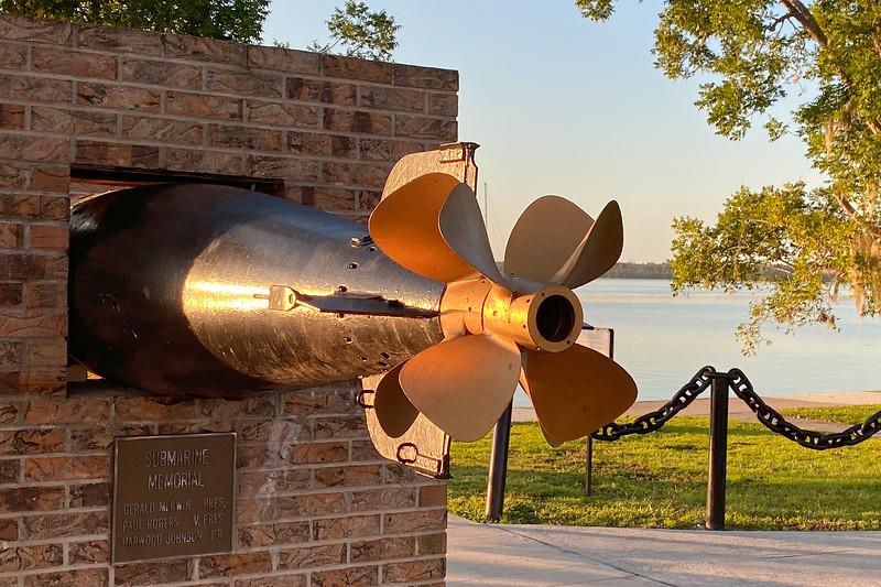 Torpedo Propeller