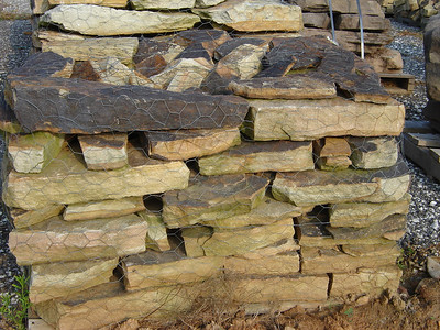West Mountain Wall Stone