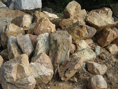 Maryland Fieldstone Boulders