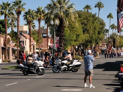 Palm Desert Golf Cart Parade 2012