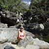 Dearne at Little Crystal Creek in the Paluma Range