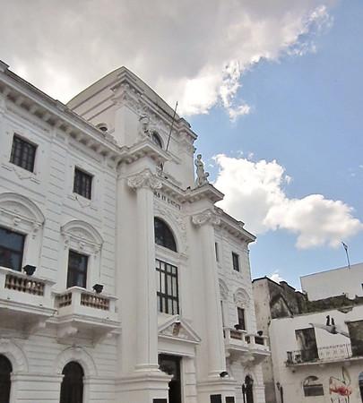 Panama City - Casco Viejo (Old City) 2-5-2014