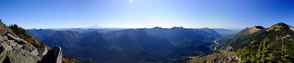 Bandera Mtn, Mt. Baker National Forest-Snoqualmie