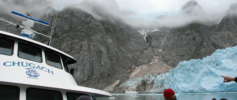 Northwestern Glacier, Kenai Fjords National Park, near Seward, AK