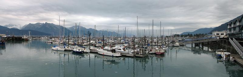 Small Boat Harbor, Seward, AK
