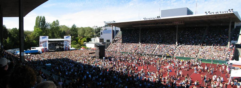 Bumbershoot Music Festival, Seattle Center, Seattle, WA