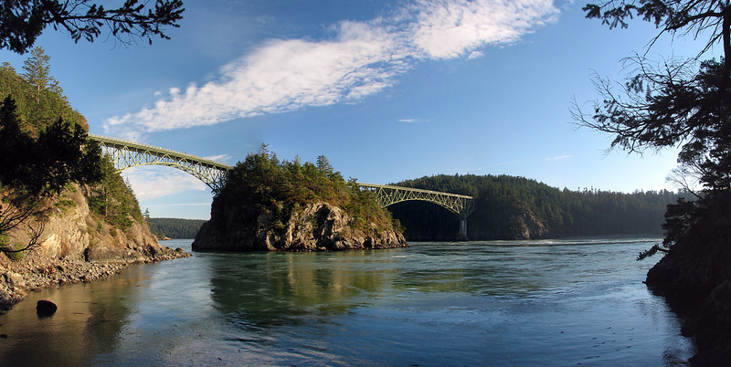 Deception Pass State Park, WA