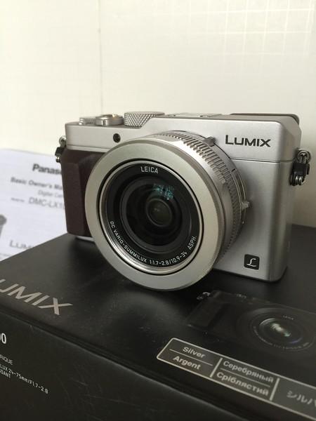lens is very, very clean