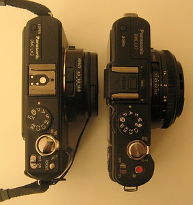 Panasonic Lumix DMC-LX7 LX-3 High ISO Comparison