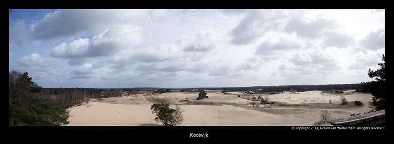 Kootwijk Panorama 1